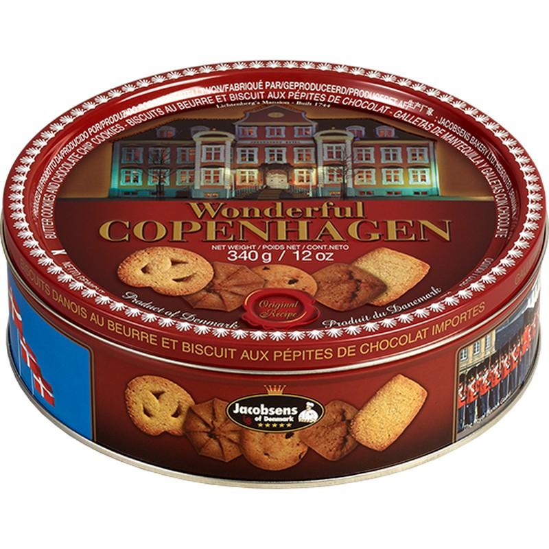 Scatola Latta Biscotti Natale.Acquista Biscotti Natalizi Online Scatole Per Biscotti Regalo Di Natale Area Gourmet